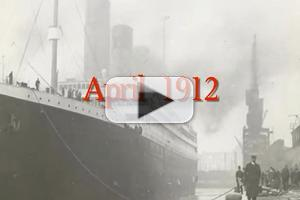 STAGE TUBE: Behind the Scenes of '41N 50W' at St. James Studio Theatre, Based on 1912 Titanic US Senate Hearings