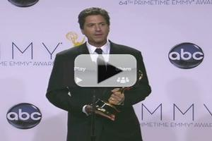 VIDEO: MODERN FAMILY's Steve Levitan Chats Emmy Win for Best Director