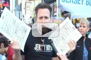 BWW TV: Behind the Scenes of the Broadway Flea Market & Grand Auction!