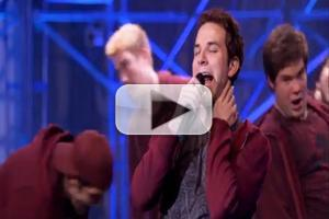 STAGE TUBE: SPRING AWAKENING's Skylar Astin Performs 'Right Round' Cover in PITCH PERFECT