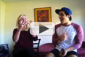 STAGE TUBE: Jared Zirilli Chats with GODSPELL's Julia Mattison for 'Broadway Boo's!'