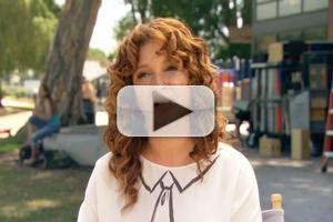 Video: Maya Rudolph Talks HOME/OFFICE