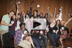 BWW TV Exclusive: Randy Rainbow on the Scene with Lin-Manuel Miranda and BRING IT ON Cast at Album Release Party!