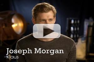 VIDEO: Interview with THE VAMPIRE DIARIES' Joseph Morgan