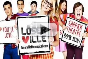 STAGE TUBE: Promo - LOSERVILLE Musical Heads to the West End This October!