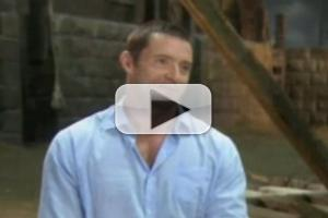 VIDEO: Hugh Jackman Chats LES MISERABLES on Australia's 'Today'
