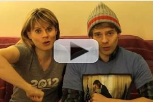 STAGE TUBE: Keenan-Bolgers Challenge You to Register to Vote!