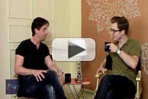 STAGE TUBE: Christian Borle Visits THE GRAHAM SHOW Debut Episode!