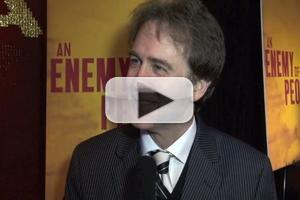 BWW TV: Chatting with the Cast of AN ENEMY OF THE PEOPLE on Opening Night- Boyd Gaines, Richard Thomas, and More!
