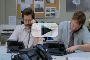 Video: PARKS AND RECREATION Preview -10/4/2012 - Clip 2