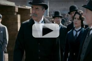 VIDEO: Sneak Peek - Encore's Original Mini Series TITANIC: BLOOD AND STEEL