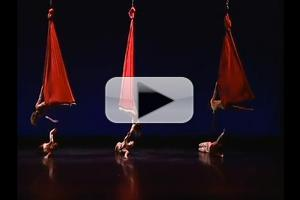 STAGE TUBE: Watch Luminario Ballet's LIFT TICKET, Nominated for 2012 World Dance Award