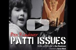 STAGE TUBE: Trailer - Ben Rimalower's PATTI ISSUES at the Duplex