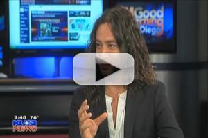 STAGE TUBE: Constantine Maroulis Talks JEKYLL & HYDE, Opening in San Diego Tonight, Oct 2!