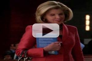 VIDEO: Sneak Peek - THE GOOD WIFE's 'And The Law Won' Episode on CBS