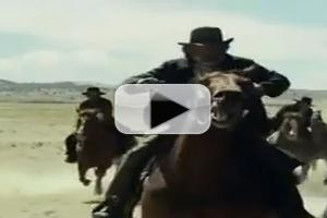 VIDEO: First Look - Teaser Trailer for THE LONE RANGER