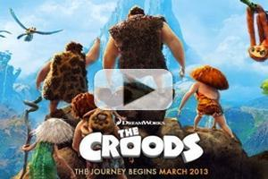 VIDEO: First Look - Trailer for DreamWorks Animation THE CROODS
