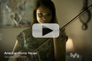 American horror house movie images