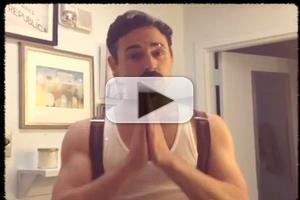 STAGE TUBE: EVITA's Max von Essen Encourages Americans to Rock the Vote!