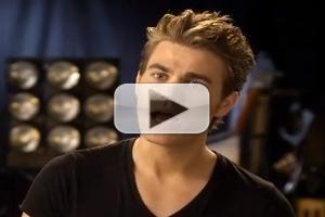 VIDEO: VAMPIRE DIARIES' Paul Wesley Gives Season 4 Sneak Peek