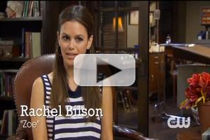 VIDEO: Rachel Bilson Talks HART OF DIXIE's 'I Fall to Pieces' Premiere on The CW