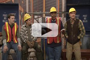 VIDEO: SNL Presents: Construction Workers, 8/6