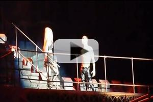 VIRAL VIDEO: Latest Star to Vomit in Concert? LADY GAGA x3
