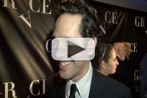 BWW TV: Inside Opening Night of GRACE with Paul Rudd, Michael Shannon, Ed Asner, and More!