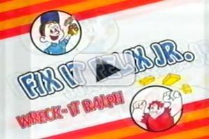 VIDEO: Disney's WRECK- IT-RALPH Retro TV Spot