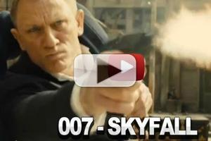 VIDEO: New SKYFALL Trailer Featuring Adele