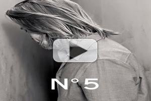 VIDEO: First Look - Brad Pitt in CHANEL N°5 Ad Campaign