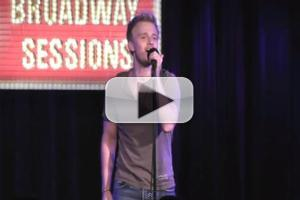 STAGE TUBE: RENT's Anthony Fedorov Sings Journey's 'Open Arms' at Broadway Sessions