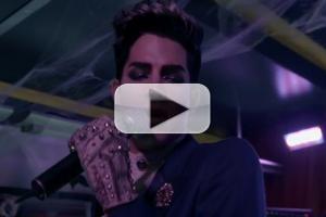 VIDEO: Sneak Peek - Adam Lambert Performs on ABC Family's PRETTY LITTLE LIARS, 10/23