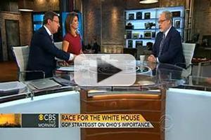 VIDEO: Republican Strategist Mike Murphy Visits CBS THIS MORNIG