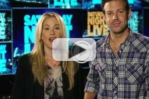 VIDEO: Christina Applegate in Promo for SNL
