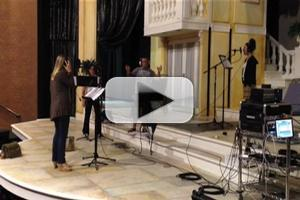 BWW TV: Arvada Center's MIRACLE ON 34TH STREET Records for 'Carols for a Cure'