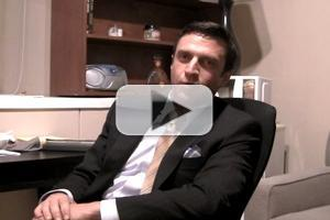 STAGE TUBE: Raul Esparza on His LAW & ORDER: SVU Character