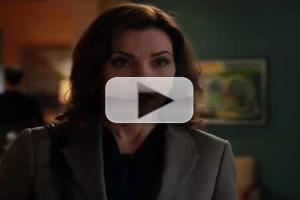 VIDEO: Sneak Peek - 'Two Girls, One Code' Episode of CBS's THE GOOD WIFE