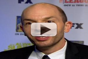 BWW TV: Interview With THE LEAGUE's Paul Scheer