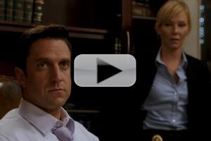 STAGE TUBE: Watch Raul Esparza, Rory O'Malley & Roger Bart on LAW & ORDER: SVU!