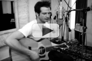 STAGE TUBE: MEMPHIS' Bryan Fenkart Sings Original Song 'Simple & Grey'