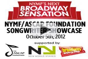NYMF's Next Broadway Sensation Songwriter Showcase- Max Chernin sings 'Unexpressed'