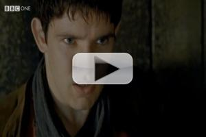 VIDEO: Preview MERLIN's Upcoming Episode, 'The Death Song of Uther Pendragon'