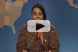 VIDEO: SNL Presents: Weekend Update - Jean K Jean On Lance Armstrong