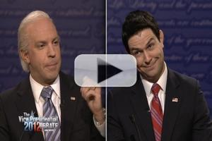 VIDEO: SNL Presents: VP Debate - Opening