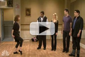 STAGE TUBE: Christina Applegate Tributes Bob Fosse on Saturday Night Live