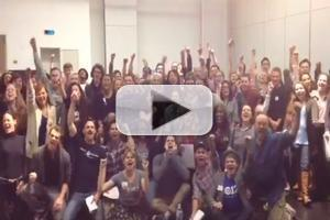 STAGE TUBE: Broadway for Obama Says 'I'm in!' at BROADWAY GETS OUT THE VOTE Event