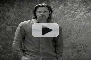 VIDEO: Brad Pitt Debuts Chanel No. 5 Ad