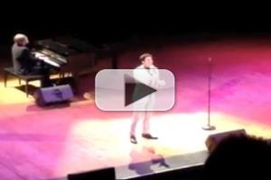 STAGE TUBE: Darren Criss Sings HOW TO SUCCEED's 'Happy to Keep His Dinner Warm' at Outfest
