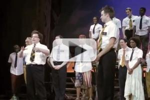 STAGE TUBE: THE BOOK OF MORMON Cast Gives Actors Fund Performance in LA